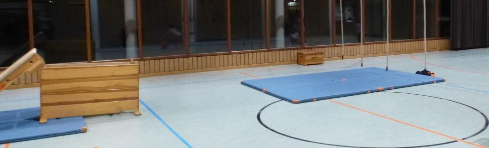 Banner - Gerätesport