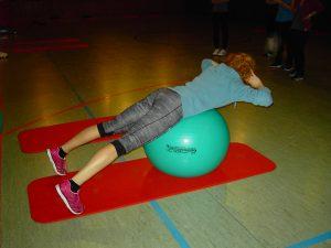 Fitness-Sport - Sport-Abteilungen
