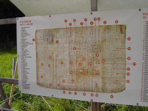 Ausflug Campus Galli - Klosterplan