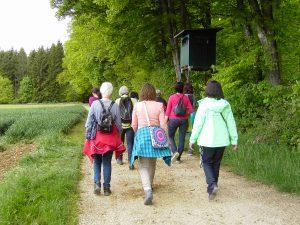 Ausflug Campus Galli - Wanderung