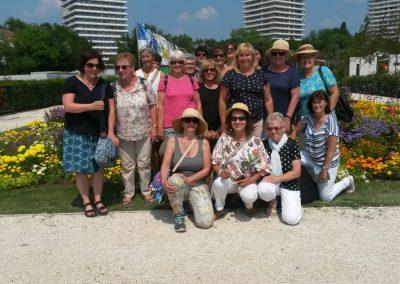 Gruppenfoto Landesgartenschau Lahr